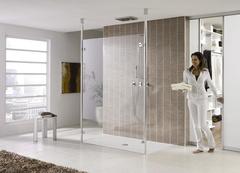 Ein Bad zum Wohlfühlen: Bei der Einrichtung der Wellness-Oase bestimmt allein der persönliche Geschmack. ©djd/VDS/ZVSHK