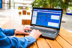 PRIVA TC Manager - die anwenderfreundliche Gebäudeautomationssoftware ©PRIVA